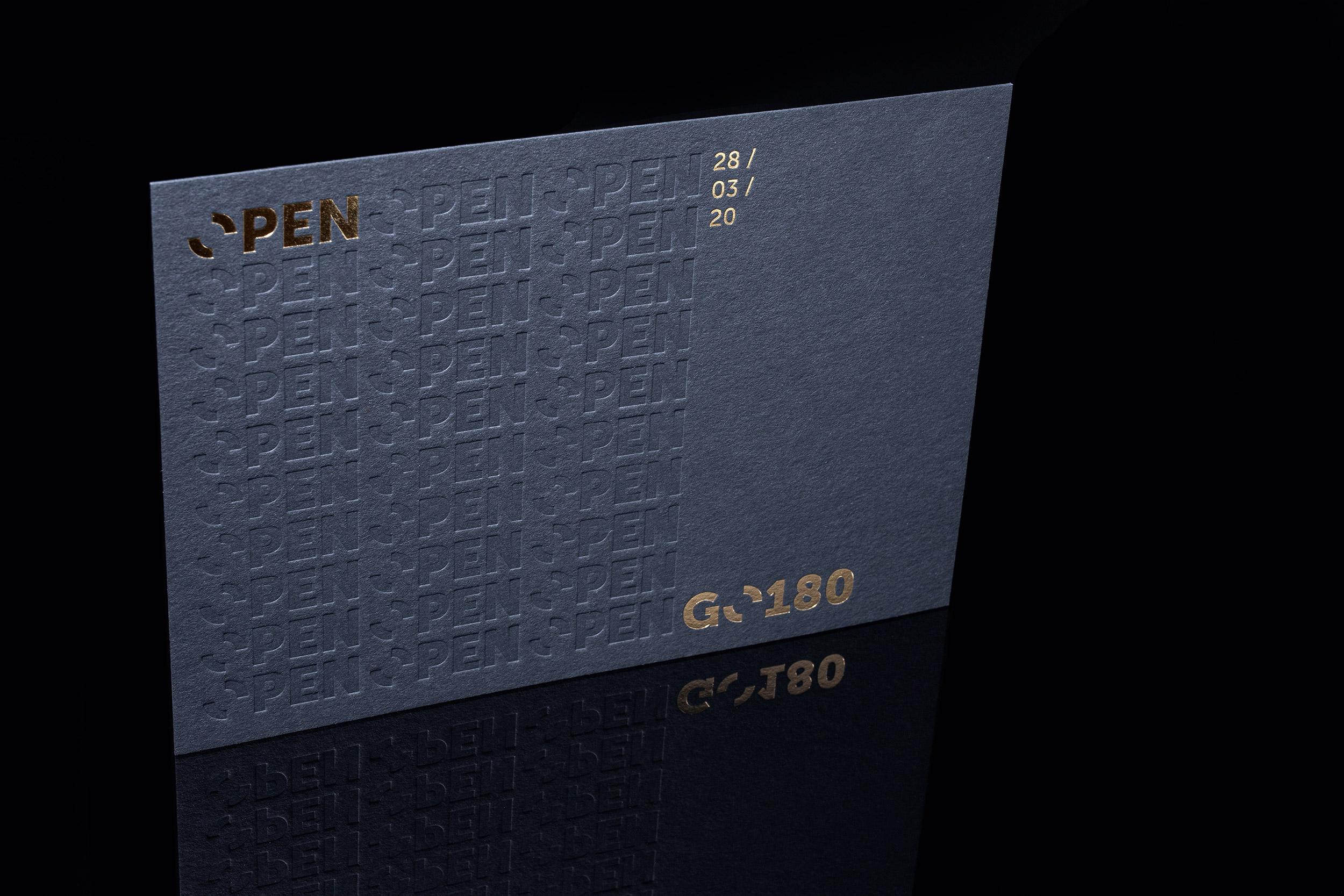 GO180 is open
